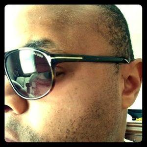 New pre-worn Tom Ford Jacob Acetate Sunglasses